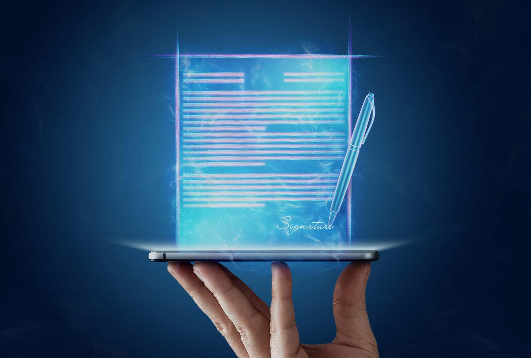 Digitalno potpisivanje je fleksibilnije i štedi vaše vrijeme